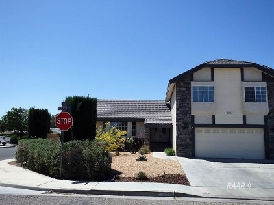 Inyo County, Kern County, Tulare County Single Family Home For Sale: 1101 Denise Ave