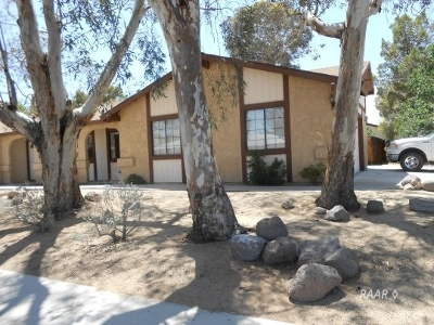 Inyo County, Kern County, Tulare County Single Family Home For Sale: 1131 S Allen St S