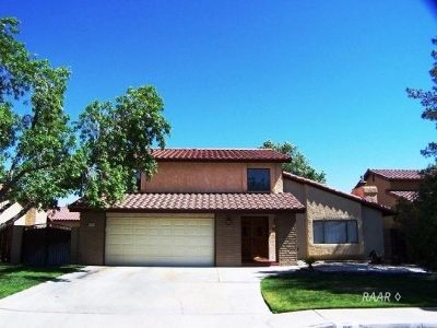 Inyo County, Kern County, Tulare County Single Family Home For Sale: 1116 Evelyn Ct