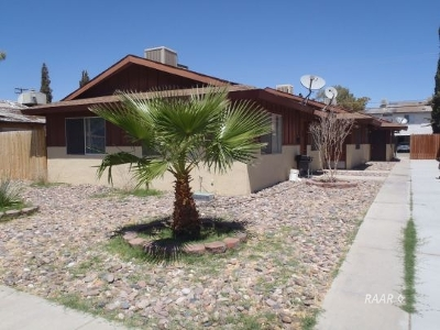 Inyo County, Kern County, Tulare County Multi Family Home For Sale: 520 Commercial