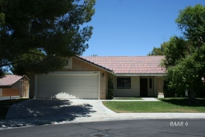 Inyo County, Kern County, Tulare County Single Family Home For Sale: 407 Heritage Pl