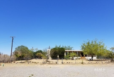 Inyo County, Kern County, Tulare County Single Family Home For Sale: 1165 S Brady