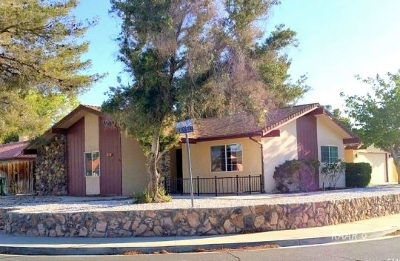 Inyo County, Kern County, Tulare County Single Family Home For Sale: 607 N Las Posas