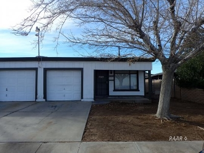 Inyo County, Kern County, Tulare County Multi Family Home For Sale: 1201 S McCall