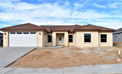 Inyo County, Kern County, Tulare County Single Family Home For Sale: 112 Rainshadow Ct