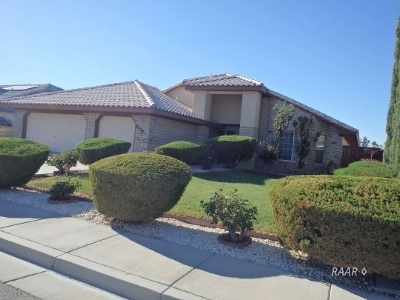 Inyo County, Kern County, Tulare County Single Family Home For Sale: 1220 Andrea Ct