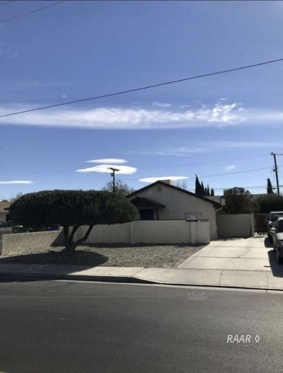 Inyo County, Kern County, Tulare County Multi Family Home For Sale: 439 Church