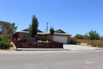 Inyo County, Kern County, Tulare County Single Family Home For Sale: 1201 Porter St