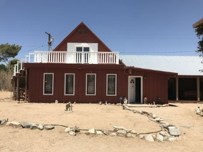 Inyokern Single Family Home For Sale: 7010 Athel