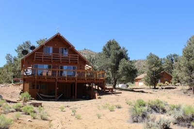 Inyo County, Kern County, Tulare County Single Family Home For Sale: Kennedy Meadows