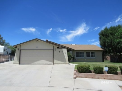 Inyo County, Kern County, Tulare County Single Family Home For Sale: 1211 N Las Posas Ct
