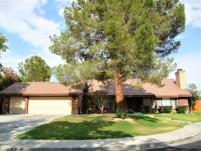 Inyo County, Kern County, Tulare County Single Family Home For Sale: 1016 Meadowview Ln