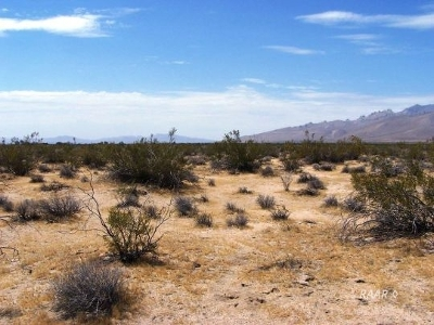 Inyo County, Kern County, Tulare County Residential Lots & Land For Sale: 056-301-04 N Brown Rd
