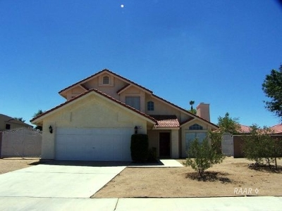 Inyo County, Kern County, Tulare County Single Family Home For Sale: 205 W Kendall Ave