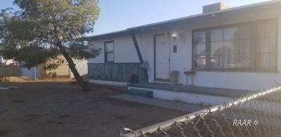 Inyo County, Kern County, Tulare County Single Family Home For Sale: 329 Norma St N