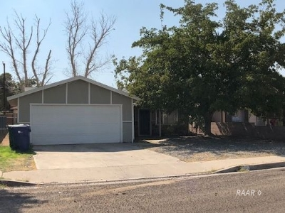 Inyo County, Kern County, Tulare County Single Family Home For Sale: 209 S American St