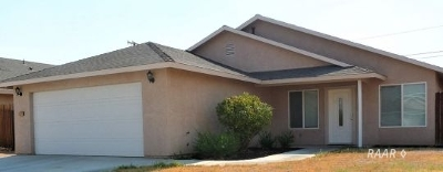 Inyo County, Kern County, Tulare County Single Family Home For Sale: 1129 Porter St