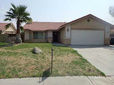 Inyo County, Kern County, Tulare County Single Family Home For Sale: 1220 Beasley