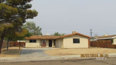 Inyo County, Kern County, Tulare County Single Family Home For Sale: 421 Karin