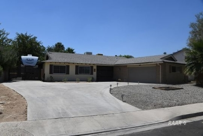 Inyo County, Kern County, Tulare County Single Family Home For Sale: 731 Mamie St