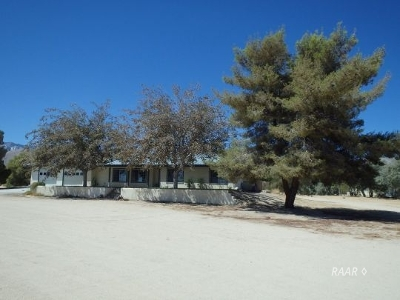 Inyo County, Kern County, Tulare County Single Family Home For Sale: 7721 Brown Rd