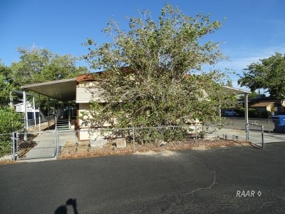 Inyo County, Kern County, Tulare County Single Family Home For Sale: 1600 N Norma St #1