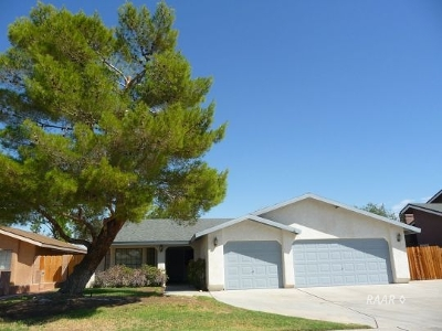 Inyo County, Kern County, Tulare County Single Family Home For Sale: 1104 Windy Lynn Ave