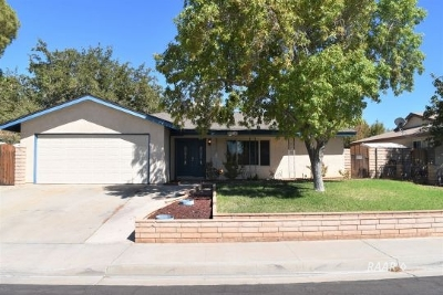 Inyo County, Kern County, Tulare County Single Family Home For Sale: 708 S Alvord St