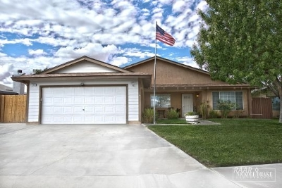 Inyo County, Kern County, Tulare County Single Family Home For Sale: 313 Ashton