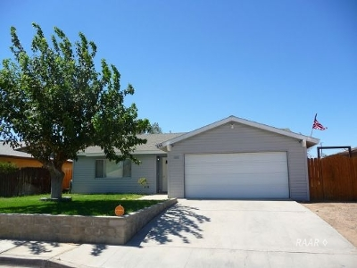Inyo County, Kern County, Tulare County Single Family Home For Sale: 309 Valley St