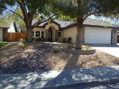 Inyo County, Kern County, Tulare County Single Family Home For Sale: 520 Amanda St