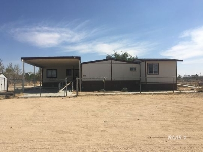 Inyo County, Kern County, Tulare County Single Family Home For Sale: 5957 Poole Ave