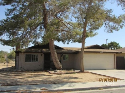 Inyo County, Kern County, Tulare County Single Family Home For Sale: 1217 W Iowa St