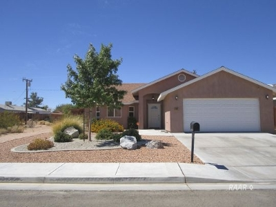 Inyo County, Kern County, Tulare County Single Family Home For Sale: 1009 S Ranger St