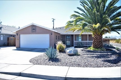 Inyo County, Kern County, Tulare County Single Family Home For Sale: 911 Sims St
