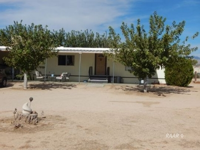 Inyo County, Kern County, Tulare County Mobile/Manufactured For Sale: 1105 N Calvert Blvd