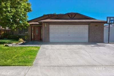 Inyo County, Kern County, Tulare County Single Family Home For Sale: 612 Sherwood Ct
