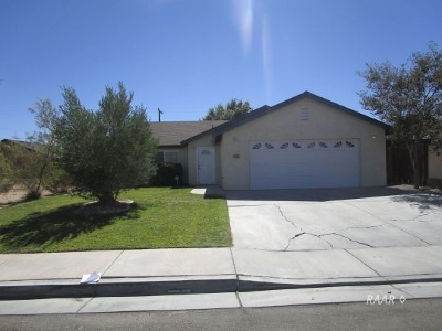 Inyo County, Kern County, Tulare County Single Family Home For Sale: 1425 W Willow Ave