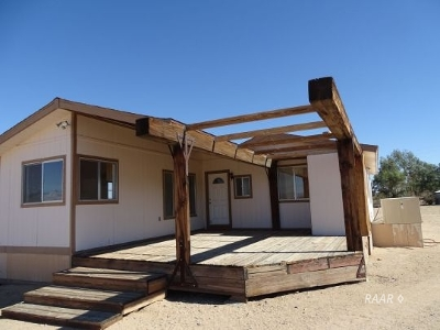 Inyo County, Kern County, Tulare County Single Family Home For Sale: 1222 San Bernardino Blvd