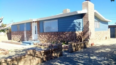 Inyo County, Kern County, Tulare County Single Family Home For Sale: 312 N Alvord St