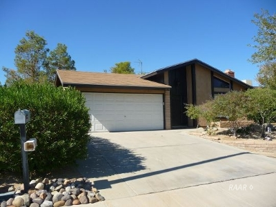 Inyo County, Kern County, Tulare County Single Family Home For Sale: 1121 N Sierra View St