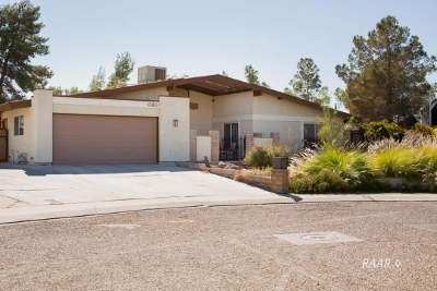 Inyo County, Kern County, Tulare County Single Family Home For Sale: 640 Sherri Ct