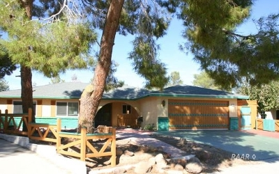 Inyo County, Kern County, Tulare County Single Family Home For Sale: 527 N El Prado Dr
