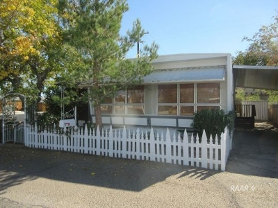 Inyo County, Kern County, Tulare County Mobile/Manufactured For Sale: 1599 N Norma St #15