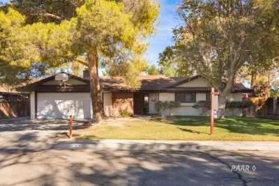 Inyo County, Kern County, Tulare County Single Family Home For Sale: 530 Mary Ann Ave