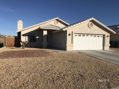Inyo County, Kern County, Tulare County Single Family Home For Sale: 1328 S Sims St
