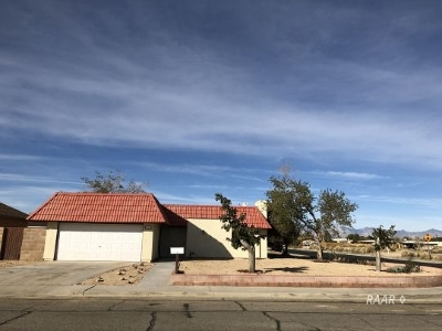 Inyo County, Kern County, Tulare County Single Family Home For Sale: 201 Larkspur St.