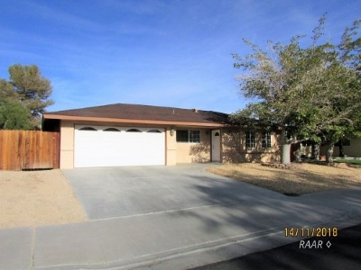 Inyo County, Kern County, Tulare County Single Family Home For Sale: 309 N Sunland Dr