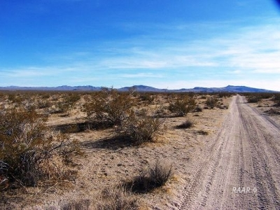 Inyo County, Kern County, Tulare County Residential Lots & Land For Sale: 064-240-10 Avenida Del Sol