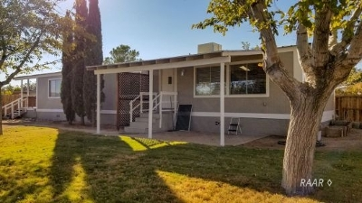 Inyo County, Kern County, Tulare County Single Family Home For Sale: 1441 W Perch Ave